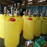 电镀厂次氯酸钠加药系统