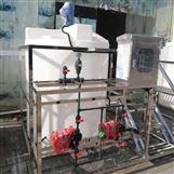 电镀厂阻垢剂加药系统