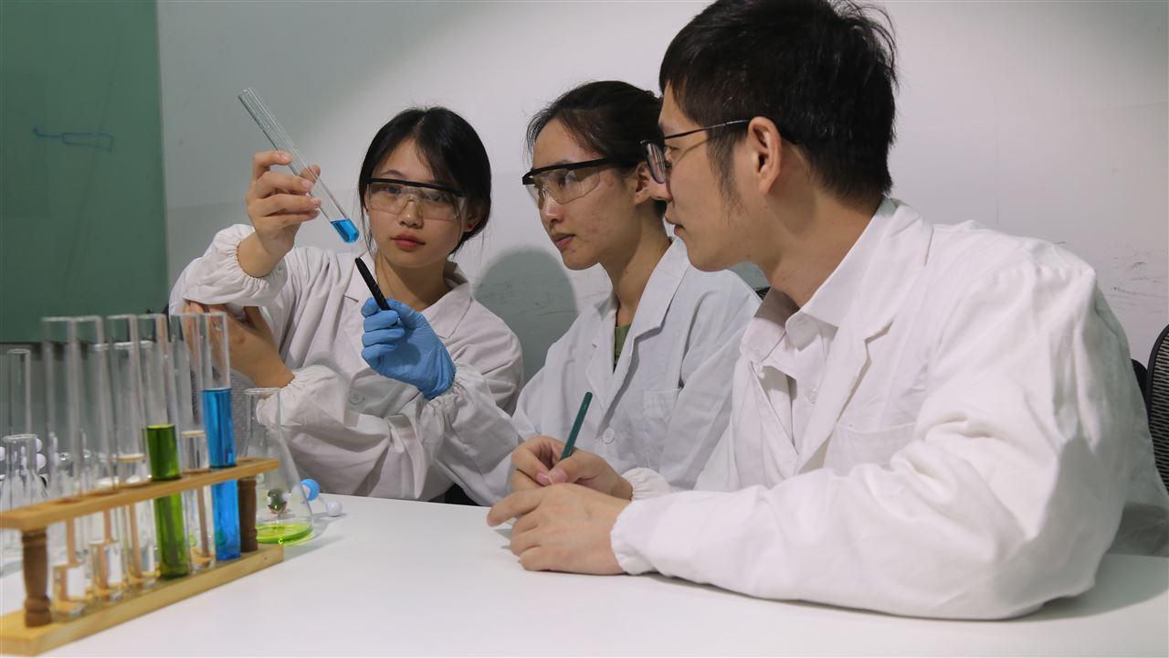 超越科技中标物证鉴定中心气质联用仪采购项目